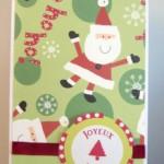 Et hop une autre carte de Noël !