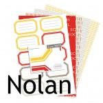 La nouveauté du lundi : Collection Nolan
