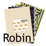 Nouveauté du lundi : Collection Robin