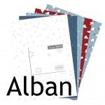La nouveauté du lundi : Collection Alban