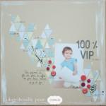 100% VIP