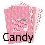 La nouveauté du lundi : Collection Candy