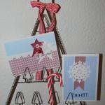 Deux cartes par Mamily