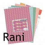 La nouveauté du lundi : Collection Rani