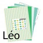 La nouveauté du lundi : Collection Léo