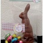 Sachets de Pâques par Anne