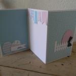 Mini-album de Pâques par Mamily