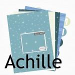 Nouveauté du lundi : papiers imprimables ACHILLE