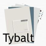 Nouveauté du lundi : papiers imprimables TYBALT