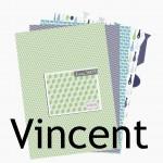 Nouveauté du lundi : papiers à imprimer VINCENT