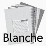 Nouveaux papiers imprimables Collection Blanche