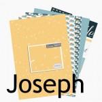 Nouvelle collection de papiers imprimables Joseph