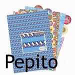 Nouveauté du lundi : Collection PEPITO