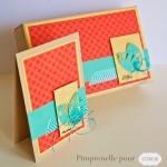 Boîte douceur et sa carte assortie