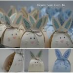 Des milliers de petits lapins pour Pâques….