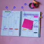 Mon Planning Hebdomadaire – conseils d'utilisation