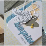 Pochette d'ado et origami