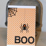 Premières créations pour Halloween