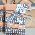 Sachets de bonbons pour Halloween
