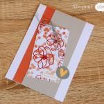 Des cartes clean et jolies