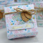 Scrap : Petites boites pour Ferrero