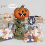 Scrap : Cartes et Gourmandises d'Halloween