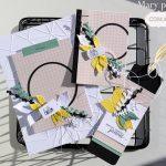 Scrap : Carte, ATC et Marque-page