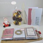 Scrap : Pocket Letter de Noël