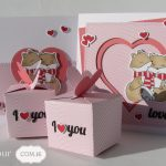 Scrap : Ensemble de Saint Valentin
