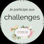 Les Challenges Com.16 arrivent !