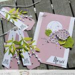 Scrap : Un ensemble floral