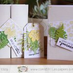 Scrap : Ensemble cadeau estival