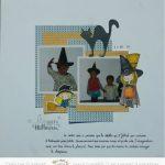 Scrap : Page Happy Halloween