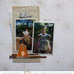 Scrap : Page bonheur
