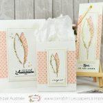 Scrap : Ensemble cadeau pour anniversaire