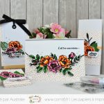 Ensemble anniversaire « Beautiful Flowers »