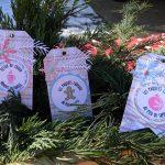 Cartes et étiquettes cadeaux «la magie de Noël»