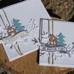 Cartes « Winter Time »