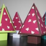 Sapin de Noël / Boîte à chocolat-bonbons…