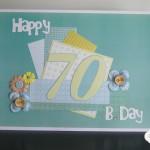 Happy 70's !