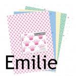 La nouveauté du lundi : Collection Emilie