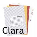 La nouveauté du lundi : Collection Clara
