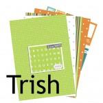 La nouveauté du lundi : Collection Trish