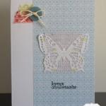 La carte papillon…