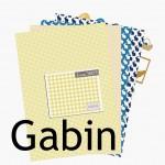 Nouveauté du lundi : Papier imprimables GABIN