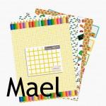 Nouveauté du lundi : Collection Mael