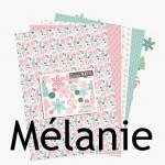 Nouveauté du lundi : Collection Mélanie