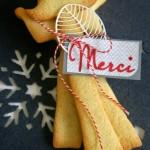 Biscuits à offrir