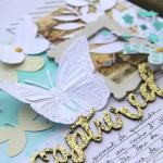 Une pluie de papillon
