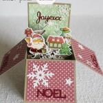 Une carte Pop-up pour Noël